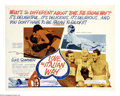 "Movie Posters:Comedy, Love, the Italian Way (Trans Lux, 1964). Half Sheet (22"" X 28""). This film has a boatload of romantic entanglements, as a wh..."