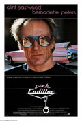 "Movie Posters:Action, Pink Cadillac (Warner Brothers, 1989). One Sheet (27"" X 41""). TommyNowak (Clint Eastwood) is a bounty hunter out on the tra..."