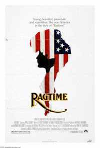 """Ragtime (Paramount, 1981). One Sheet (27"""" X 41""""). E. L. Doctorow's crazy quilt of characters and events from t..."""