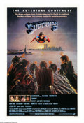 """Movie Posters:Fantasy, Superman II (Warner Brothers, 1980). One Sheet (27"""" X 41""""). Three outlaws from the planet Krypton are released from their fr..."""
