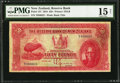 World Currency, New Zealand Reserve Bank of New Zealand £50 1.8.1934 Pick 157.. ...