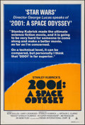 """Movie Posters:Science Fiction, 2001: A Space Odyssey (CIC, R-1978). Australian One Sheet (27"""" X40""""). Science Fiction.. ..."""