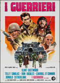 "Movie Posters:War, Kelly's Heroes (MGM, 1970). Italian 2 - Fogli (39.25"" X 55""). War....."
