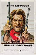 "Movie Posters:Western, The Outlaw Josey Wales (Warner Brothers, 1976). International One Sheet (27"" X 41""). Western.. ..."