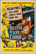 Movie Posters:Adventure, The Treasure of Lost Canyon & Others Lot (Universal Intern...