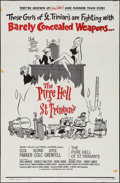 Movie Posters:Comedy, The Pure Hell of St. Trinian's (Continental, 1960).