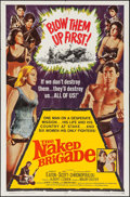 "Movie Posters:War, The Naked Brigade & Others Lot (Universal, 1965). One Sheets (3) (27"" X 41""). War.. ... (Total: 3 Items)"