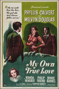 Movie Posters:Romance, My Own True Love & Other Lot (Paramount, 1949). On...