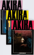 Modern Age (1980-Present):Science Fiction, Akira #1-20 Group (Marvel/Epic, 1988-90) Condition: Average FN....(Total: 20 Comic Books)