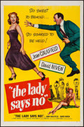 Movie Posters:Comedy, The Lady Says No & Others Lot (United Artists, 1951).