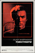 """Movie Posters:Thriller, Tightrope & Other Lot (Warner Brothers, 1984). One Sheets (2)(27"""" X 41""""). Thriller.. ... (Total: 2 Items)"""