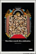 "Movie Posters:Musical, That's Entertainment! (MGM, 1974). One Sheet (27"" X 41"") Advance. Musical.. ..."