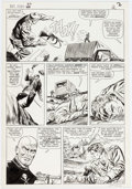 Original Comic Art:Panel Pages, Dick Ayers and Frank Giacoia Sgt. Fury #20 Story Page 2Original Art (Marvel, 1965)....