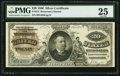 Large Size:Silver Certificates, Fr. 314 $20 1886 Silver Certificate PMG Very Fine 25.. ...