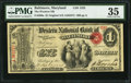 National Bank Notes:Maryland, Baltimore, MD - $1 Original Fr. 380a The Western NB Ch. # 1325. ...