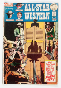 All-Star Western #10 (DC, 1972) Condition: VG-