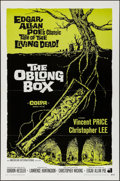 Movie Posters:Horror, The Oblong Box & Other Lot (American International, 1969)....
