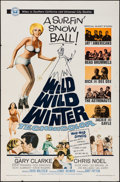 "Movie Posters:Rock and Roll, Wild, Wild Winter & Others Lot (Universal, 1966). One Sheets(2) (27"" X 41"") & Lobby Cards (2) (11"" X 14""). Rock and Roll..... (Total: 4 Items)"