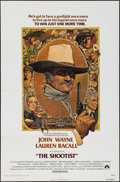 """Movie Posters:Western, The Shootist (Paramount, 1976). One Sheet (27"""" X 41""""). Western....."""