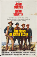 Movie Posters:Western, The Sons of Katie Elder (Paramount, 1965). One She...