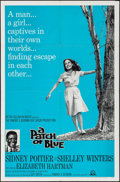 "Movie Posters:Drama, A Patch of Blue & Other Lot (MGM, 1965). One Sheets (2) (27"" X41""). Drama.. ... (Total: 2 Items)"