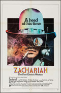 """Movie Posters:Western, Zachariah & Other Lot (ABC, 1971). One Sheets (2) (27"""" X 41"""").Western.. ... (Total: 2 Items)"""
