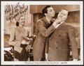 """Movie Posters:Comedy, Rosalind Russell in Hired Wife (Eagle Lion, R-1948). AutographedPhoto (8"""" X 10.25""""). Comedy.. ..."""