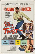 "Movie Posters:Rock and Roll, Don't Knock the Twist & Other Lot (Columbia, 1962). One Sheet(27"" X 41"") & Lobby Cards (4) (11"" X 14""). Rock and Roll.. ...(Total: 5 Items)"
