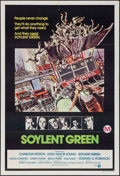 "Movie Posters:Science Fiction, Soylent Green & Other Lot (MGM, 1973). Australian One Sheets(2) (27"" X 40""). Science Fiction.. ... (Total: 2 Items)"