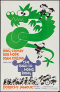 "Movie Posters:Comedy, The Road to Hong Kong (United Artists, 1962). One Sheet (27"" X41""). Comedy.. ..."