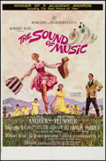 "Movie Posters:Academy Award Winners, The Sound of Music (20th Century Fox, 1965). One Sheet (27"" X 41"") Academy Award Style. Musical.. ..."