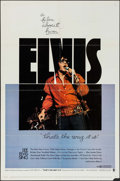 "Movie Posters:Elvis Presley, That's the Way It Is (MGM, 1971). One Sheet (27"" X 41""). Elvis Presley.. ..."