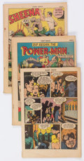 Golden Age (1938-1955):Miscellaneous, Comic Books - Assorted Golden Age Comics Group of 6 (Various Publishers, 1940s) Condition: PR.... (Total: 6 Comic Books)