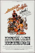 "Movie Posters:Comedy, American Graffiti (Universal, R-1978). One Sheet (27"" X 41"") &Uncut Pressbooks (2) (8 &12 Pages, 8.5"" X 11""). Comedy.. ...(Total: 3 Items)"