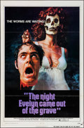 Movie Posters:Horror, The Night Evelyn Came Out of the Grave & Others Lot (Phase...