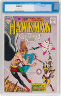 Silver Age (1956-1969):Superhero, Hawkman #2 (DC, 1964) CGC VF/NM 9.0 Off-white pages....