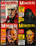 Movie Posters:Horror, Famous Monsters of Filmland (Central Publications, 1960/19...