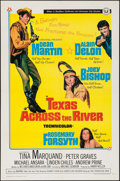 "Movie Posters:Western, Texas Across the River (Universal, 1966). One Sheet (27"" X 41"").Western.. ..."