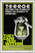 """Movie Posters:Horror, Shivers (They Came from Within) & Others Lot (Trans American,1975). One Sheets (3) (27"""" X 41""""). Horror.. ... (Total: 3 Items)"""