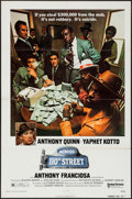 "Movie Posters:Crime, Across 110th Street & Others Lot (United Artists, 1972). OneSheets (15) (27"" X 41""). Crime.. ... (Total: 15 Items)"