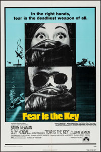 """Fear is the Key & Others Lot (Paramount, 1973). One Sheets (6) (27"""" X 41""""). Thriller. ... (Total: 6 It..."""