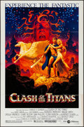 """Movie Posters:Fantasy, Clash of the Titans (MGM, 1981). One Sheet (27"""" X 41""""). Fantasy....."""