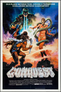 """Movie Posters:Fantasy, Conquest & Other Lot (United Film Distribution, 1984). One Sheets (2) (27"""" X 41""""). Fantasy.. ... (Total: 2 Items)"""