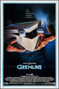 "Movie Posters:Horror, Gremlins (Warner Brothers, 1984). One Sheet (27"" X..."