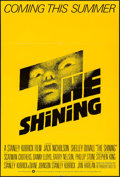 "Movie Posters:Horror, The Shining (Warner Brothers, 1980). International One Sheet (27"" X39.75"") Advance. Horror.. ..."