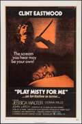 """Movie Posters:Thriller, Play Misty For Me (Universal, 1971). One Sheet (27"""" X 41"""").Thriller.. ..."""