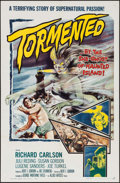 """Movie Posters:Horror, Tormented (Allied Artists, 1960). One Sheet (27"""" X 41""""). Horror.. ..."""