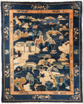 "Rugs & Textiles:Carpets, A Chinese Carpet. 11 feet 7 inches long x 9 feet 1 inch wide.PROPERTY FROM THE ESTATE OF KENNETH S. ""BUD"" ADAMS JR...."
