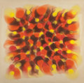 Paintings, Kenneth Young (American, b. 1933). Sunrise, 1972. Acrylic on canvas. 60 x 60 inches (152.4 x 152.4 cm). Signed, dated, a...