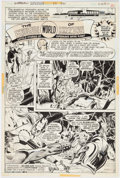 Dick Giordano Superman #271 Complete 6-Page Story Original Art (DC Comics, 1974) Comic Art